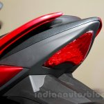 Suzuki Gixxer brake light at the Indian launch
