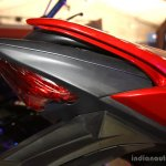 Suzuki Gixxer tail section at the 2014 Nepal Auto Show