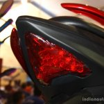 Suzuki Gixxer taillamp at the 2014 Nepal Auto Show