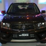 Suzuki Grand Vitara front at the CAPMI 2014