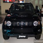 Suzuki Jimny front at the 2014 CAMPI
