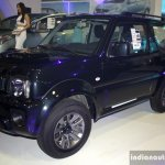 Suzuki Jimny front left three quarter at the 2014 CAMPI