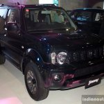 Suzuki Jimny front three quarter at the 2014 CAMPI