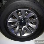 Suzuki Jimny wheel at the 2014 CAMPI