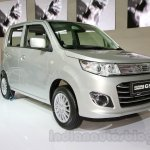 Suzuki Karimun Wagon R GS at the 2014 Indonesia International Motor Show front quarter