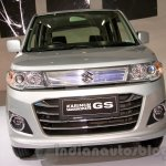 Suzuki Karimun Wagon R GS at the 2014 Indonesia International Motor Show front