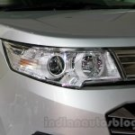 Suzuki Karimun Wagon R GS at the 2014 Indonesia International Motor Show headlight