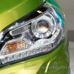 Suzuki SX-4 S-Cross headlamp at the Indonesia International Motor Show 2014