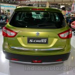 Suzuki SX-4 S-Cross rear at the Indonesia International Motor Show 2014
