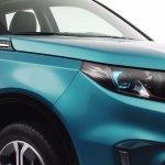 Suzuki Vitara teased headlight