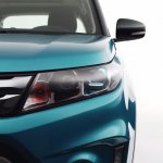 Suzuki Vitara teased headlights