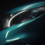 Suzuki Vitara teased lamp