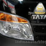 Tata Ace EX2 at the 2014 Indonesia International Motor Show headlight