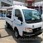 Tata Ace EX2 outdoor van at the 2014 Indonesia International Motor Show