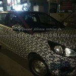 Tata Bolt spied Coimbatore front