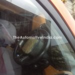 Tata Bolt with orange interior spied steering