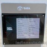 Tata LPT 913 at the 2014 Indonesia International Motor Show spec sheet