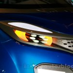 Tata Nexon at the 2014 Indonesia International Motor Show headlight