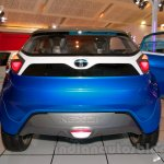 Tata Nexon at the 2014 Indonesia International Motor Show rear
