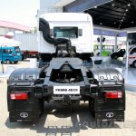 Tata Prima at the 2014 Indonesia International Motor Show rear