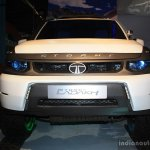 Tata Safari Storme Ladakh Concept front at the 2014 Nepal Auto Show