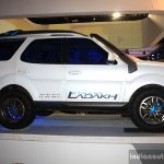 Tata Safari Storme Ladakh Concept profile at the 2014 Nepal Auto Show