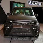 Tata Safari Storme Modified at the 2014 Indonesia International Motor Show front