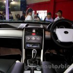 Tata Safari Storme Modified at the 2014 Indonesia International Motor Show interior