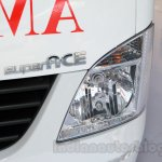Tata Super Ace Ambulance at the 2014 Indonesia International Motor Show headlight