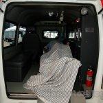 Tata Super Ace Ambulance at the 2014 Indonesia International Motor Show inside