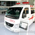 Tata Super Ace Ambulance at the 2014 Indonesia International Motor Show