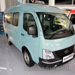 Tata Super Ace Angkot at the 2014 Indonesia International Motor Show front quarter