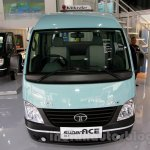 Tata Super Ace Angkot at the 2014 Indonesia International Motor Show front