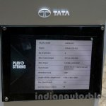 Tata Super Ace Goods Carrier at the 2014 Indonesia International Motor Show spec sheet