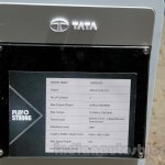 Tata Super Ace Tipper at the 2014 Indonesia International Motor Show spec sheet