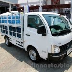 Tata Super Ace Water Can Carrier at the 2014 Indonesia International Motor Show front quarter