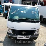 Tata Super Ace Water Can Carrier at the 2014 Indonesia International Motor Show front