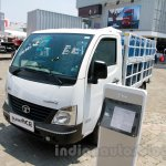 Tata Super Ace Water Can Carrier at the 2014 Indonesia International Motor Show