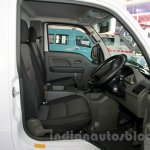 Tata Super Ace at the 2014 Indonesia International Motor Show front seat
