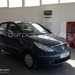 Tata Vista Algeria launch front