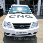 Tata Xenon RX CNG at the 2014 Indonesia International Motor Show front