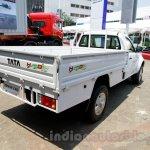 Tata Xenon RX CNG at the 2014 Indonesia International Motor Show rear quarter