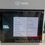 Tata Xenon RX CNG at the 2014 Indonesia International Motor Show specs