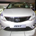 Tata Zest at the 2014 Indonesia International Motor Show front