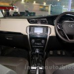 Tata Zest at the 2014 Indonesia International Motor Show interior