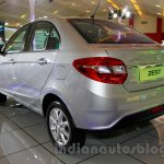 Tata Zest at the 2014 Indonesia International Motor Show rear quarter