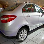 Tata Zest at the 2014 Indonesia International Motor Show rear quarters