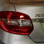 Tata Zest at the 2014 Indonesia International Motor Show taillight