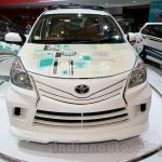 Toyota Avanza special edition at the 2014 Indonesian International Motor Show