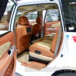 Toyota Avanza special edition interior at the 2014 Indonesian International Motor Show